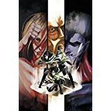 Attack on titan manga Böcker Attack On Titan Season 3 Manga Box Set