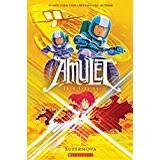 Kazu kibuishi Böcker Supernova (Amulet #8)