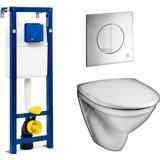 Toalettstolar Gustavsberg Nautic 5530 (GB115530001010)