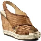 Shoes Geox Janira - Brown