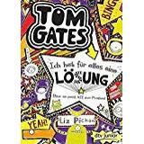 Passt Böcker Tom Gates, Bd. 5: Ich hab für alles eine Lösung (Aber sie passt nie zum Problem): Ein Comic-Roman