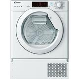 Integrated Tumble Dryers Candy CBTDH7A1TE White