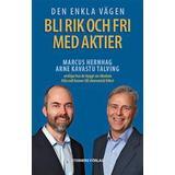 Hernhag Böcker Den enkla vägen: bli rik och fri med aktier (Danskt band, 2018)