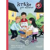 Kråke Böcker Kråke gör affärer (Inbunden, 2018)