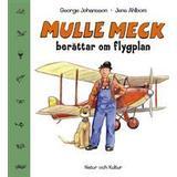 Mulle meck Böcker Mulle Meck berättar om flygplan (E-bok, 2004)