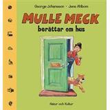 Mulle meck Böcker Mulle Meck berättar om hus (E-bok, 2004)
