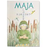 Korsord Böcker Maja löser korsord (Häftad, 2018)
