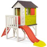 Playhouse - Slide Smoby House on Stilts