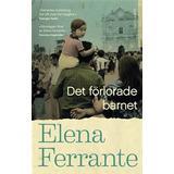 Elena ferrante det förlorade barnet Böcker Det förlorade barnet. Bok 4 Medelålder och åldrande (Pocket, 2018)