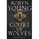Robyn young Böcker Court of Wolves: New World Rising Series Book 2 (New World Rising 2)