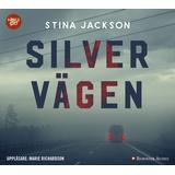 Silvervägen Böcker Silvervägen (Ljudbok MP3 CD, 2018)