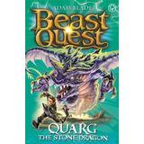 Dragon blade Böcker Quarg the Stone Dragon: Series 19 Book 1 (Beast Quest)