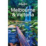 Lonely planet Böcker Lonely Planet Melbourne & Victoria (Häftad, 2017)