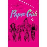 Paper girls deluxe Böcker Paper Girls Deluxe Edition Volume 1 (Inbunden, 2017)
