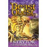 Dragon blade Böcker Strytor the Skeleton Dragon: Series 19 Book 4 (Beast Quest)