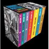 Harry potter boxed set Böcker Harry Potter Boxed Set: The Complete Collection (Adult Paperback)