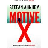 Böcker ahnhem Motive X (A Fabian Risk Thriller)