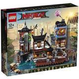 Building Toys Lego Ninjago City Docks 70657