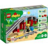 Building Toys Lego Duplo Train Bridge & Tracks 10872