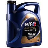 5w 30 elf Biltillbehör Elf Evolution Full-Tech LLX 5W-30 5L Motorolja