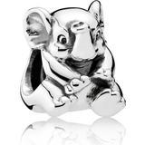 Berlocker och hängen Pandora Lucky Elephant Silver Charm (791902)