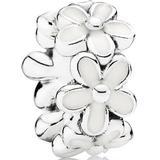 Smycken Pandora Darling Daisies Spacer Silver Charm (791495EN12)
