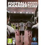 Football manager (mac) PC-spel Football Manager 2019