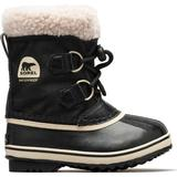 Vinterstövlar Barnskor Sorel Little Kids' Yoot Pac Nylon Boot - Black