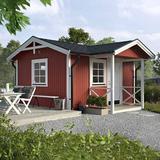 Förråd & Bodar Förråd & Bodar Jabo Flex (Byggnadsarea 15 m²)