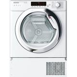 Integrated Tumble Dryers Hoover HTDBW H7A1TCE-80 White