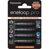 AA (LR6) Batterier och Laddbart Panasonic Eneloop Pro AA Compatible 4-pack