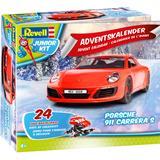 Advent Calendar Revell Junior Kit Advent Calendar Porsche 911 S