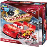 Advent Calendar Revell Junior Kit Disney Pixar Car Advent Calender Lightning McQueen 2018