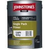Anti-corrosion Paint Johnstone's Trade Single Pack Primer Anti-corrosion Paint Grey 5L