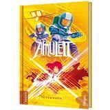 Kazu kibuishi Böcker Amulett. Supernova (Inbunden)