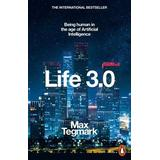 Max tegmark Böcker Life 3.0 (Pocket)