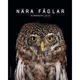 Almanacka Böcker Nära fåglar, almanacka (Spiral)