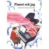 Pianot och jag Böcker Pianot och jag 1 (Häftad)