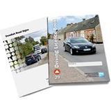 Driving licence book Böcker Driving Licence Book (Inbunden)