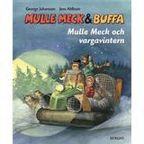 Mulle meck Böcker Mulle Meck och vargavintern (Inbunden)