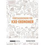 Företagsekonomi Böcker Företagsekonomi för icke-ekonomer upplaga 3 (Häftad)