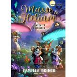 Musse & helium Böcker Musse & Helium. Jakten på Guldosten (Inbunden)