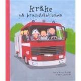 Kråke Böcker Kråke på Brandstationen (Inbunden)
