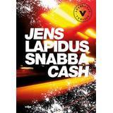 Jens lapidus snabba cash Böcker Snabba cash (Lättläst) (CD + bok) (Ljudbok CD)