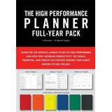 High performance planner Böcker High Performance Planner Full-Year Pack: 6 Planners = 12-Month Supply (Häftad, 2018)