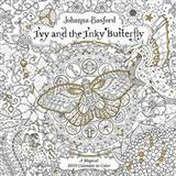 Ivy and the inky butterfly Böcker Ivy and the Inky Butterfly 2019 Coloring Wall Calendar: A Magical 2019 Calendar to Color (Övrigt format, 2018)
