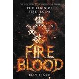 Fireblood Böcker Fireblood (Häftad, 2018)