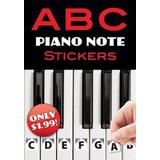 Piano böcker A B C Piano Note Stickers (Häftad, 2018)