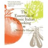 The essentials of classic italian cooking Böcker Essentials of Classic Italian Cooking (E-bok)