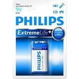 Batterier och Laddbart Philips 6LR61E1B/10